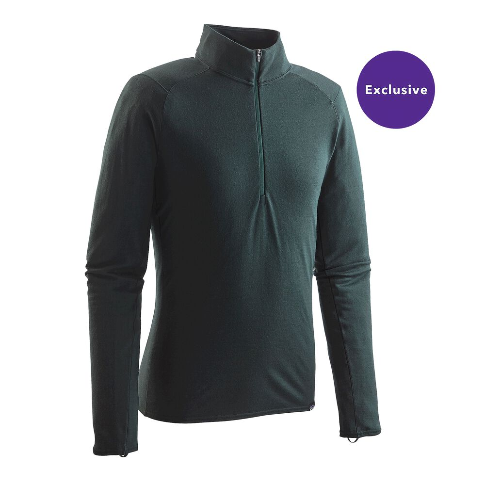 Patagonia Merino Thermal Weight Zip-Neck