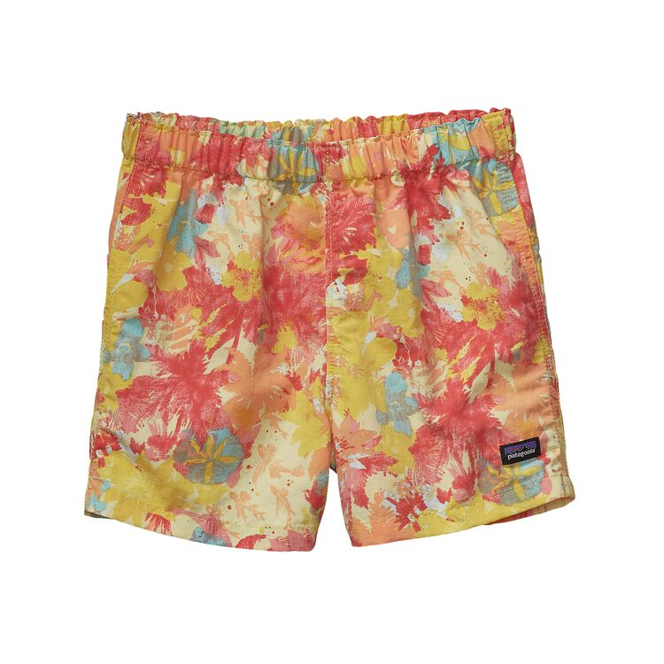 BABY BAGGIES SHORTS, Neo Tropics Lite: Blazing Yellow (NBZY)