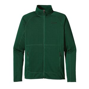 M'S R1 FULL-ZIP JKT, Hunter Green (HNT)