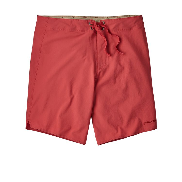 M'S LIGHT AND VARIABLE BOARDSHORTS - 18, Static Red (STTR)