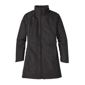 W's Recycled Wool Parka, Forge Grey (FGE)
