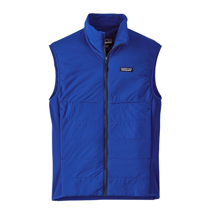 M'S NANO-AIR LIGHT HYBRID VEST, Viking Blue (VIK)