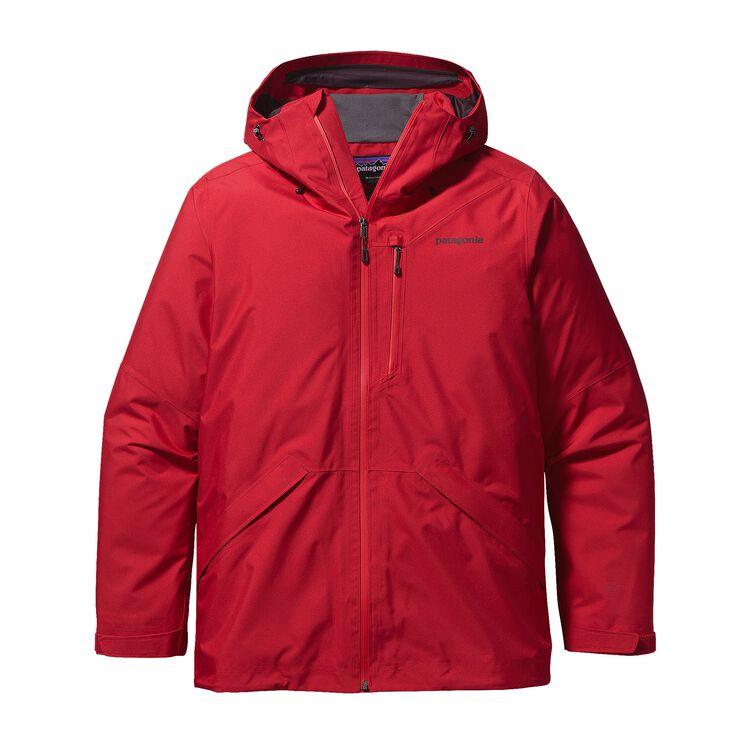 M'S SNOWSHOT JKT, Classic Red (CSRD)
