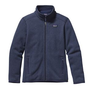 Boys' Better Sweater™ Jacket, Classic Navy (CNY)