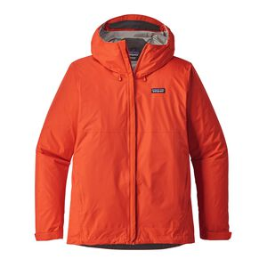 M's Torrentshell Jacket, Paintbrush Red (PBH)