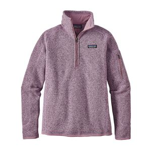 W's Better Sweater™ 1/4-Zip, Dragon Purple (DRGP)