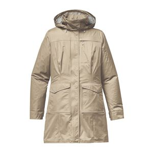 W's Torrentshell City Coat, Pelican (PLCN)