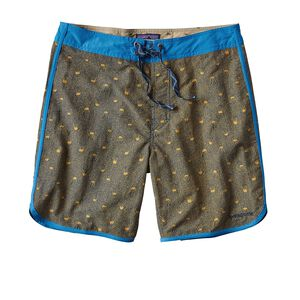 "M's Scallop Hem Wavefarer™ Board Shorts - 18"", Jellyfish: Big Sur Blue (JLYB)"