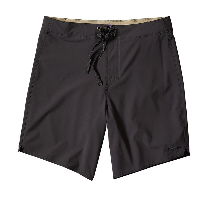 M'S LIGHT AND VARIABLE BOARDSHORTS - 18, Ink Black (INBK)