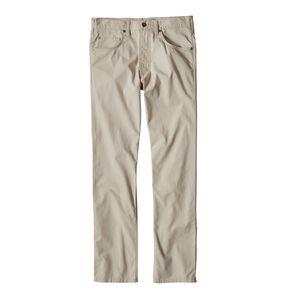 M's Straight Fit All-Wear Jeans - Long, Pelican (PLCN)