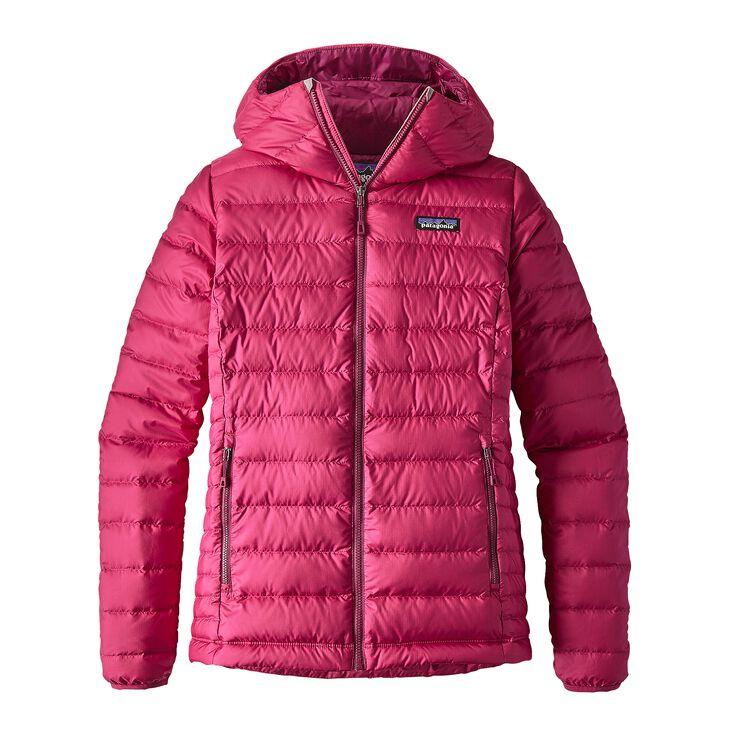 ウィメンズ・ダウン・セーター・フーディ, Craft Pink (CFTP)