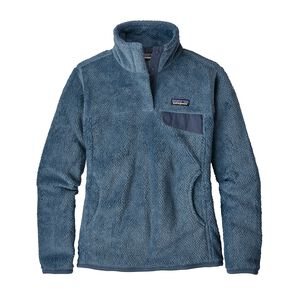 W's Re-Tool Snap-T® Fleece Pullover, Railroad Blue - Dolomite Blue X-Dye (RADX)