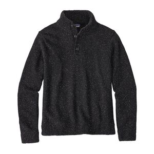 M's Off Country Pullover Sweater, Black (BLK)