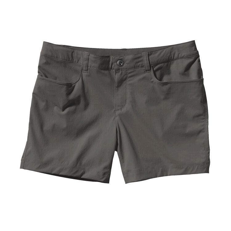 W'S QUANDARY SHORTS - 5 IN., Forge Grey (FGE)