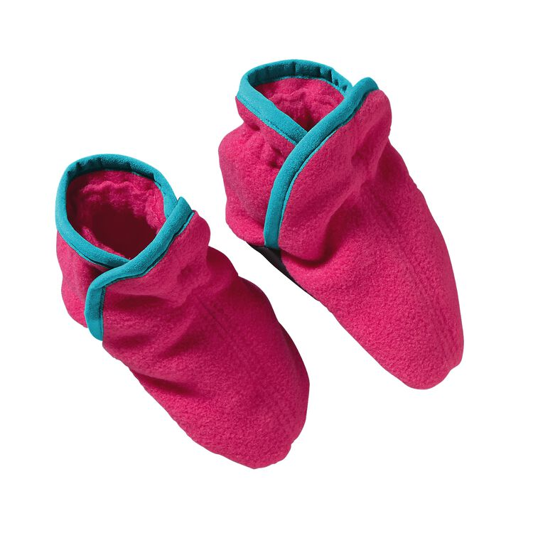 BABY SYNCH BOOTIES, Magic Pink (MAGP)