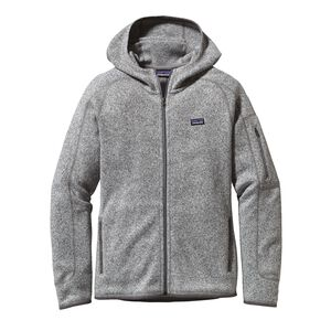W'S BETTER SWEATER HOODY, Birch White (BCW)