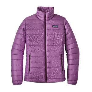 W's Down Sweater Jacket, Light Acai (LIH)