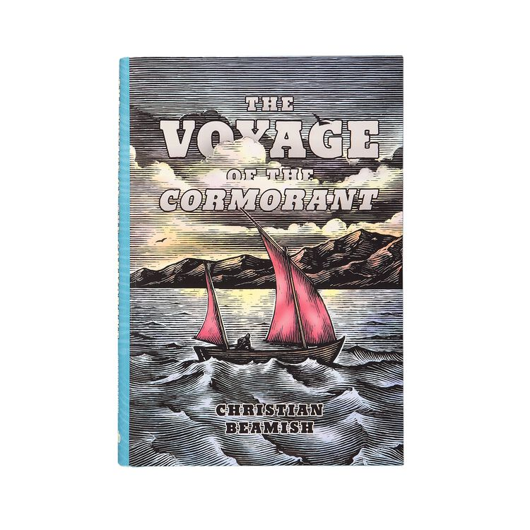 THE VOYAGE OF THE CORMORANT (HARDCOVER), multi (multi-000)