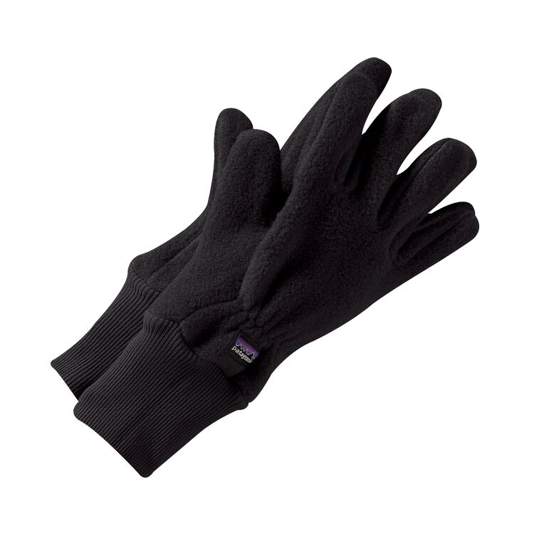 K'S SYNCH GLOVES, Black (BLK-155)