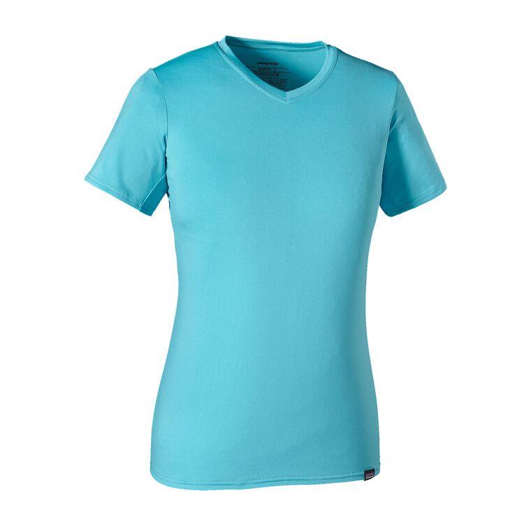 W'S CAP DAILY T-SHIRT, Ultramarine (ULT)