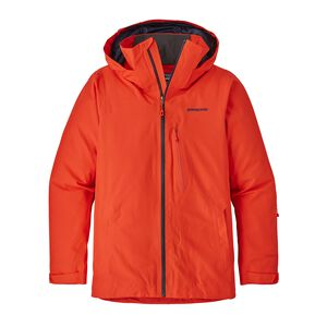 M's Insulated Powder Bowl Jacket, Paintbrush Red (PBH)