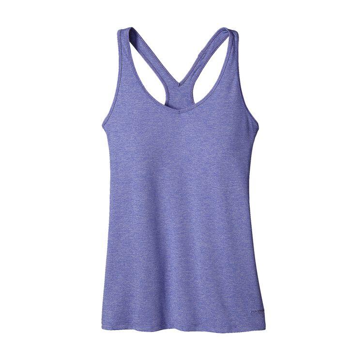 W'S FLEUR TANK, Ploy Purple (PLYP)