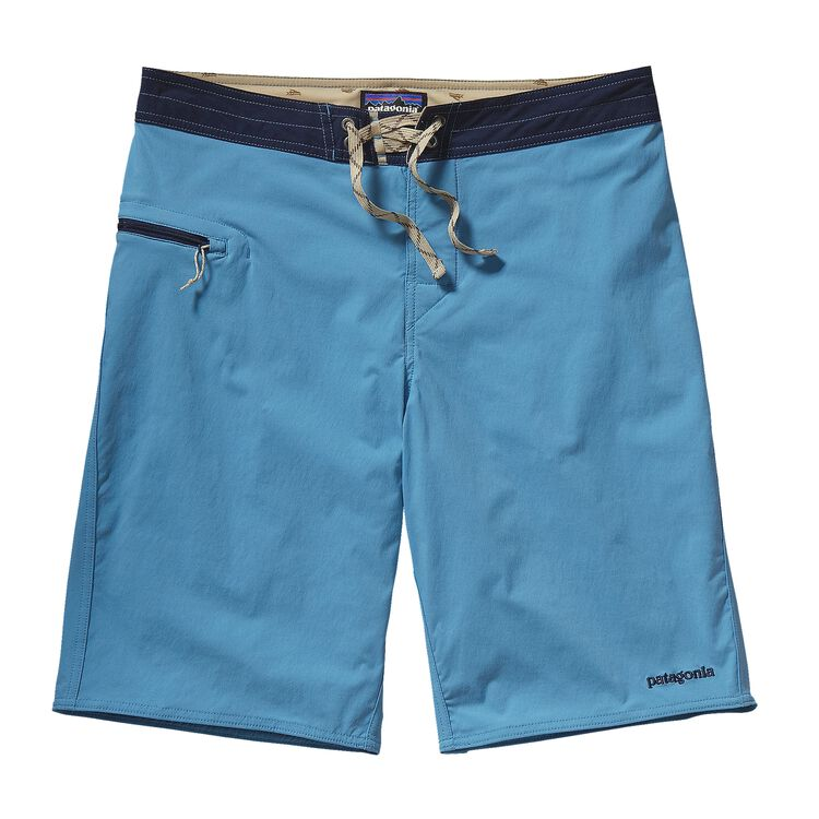 M'S STRETCH WAVEFARER BOARD SHORTS - 21, Catalyst Blue (CTYB)