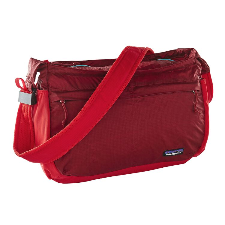 LW TRAVEL COURIER, Drumfire Red (DRMF)