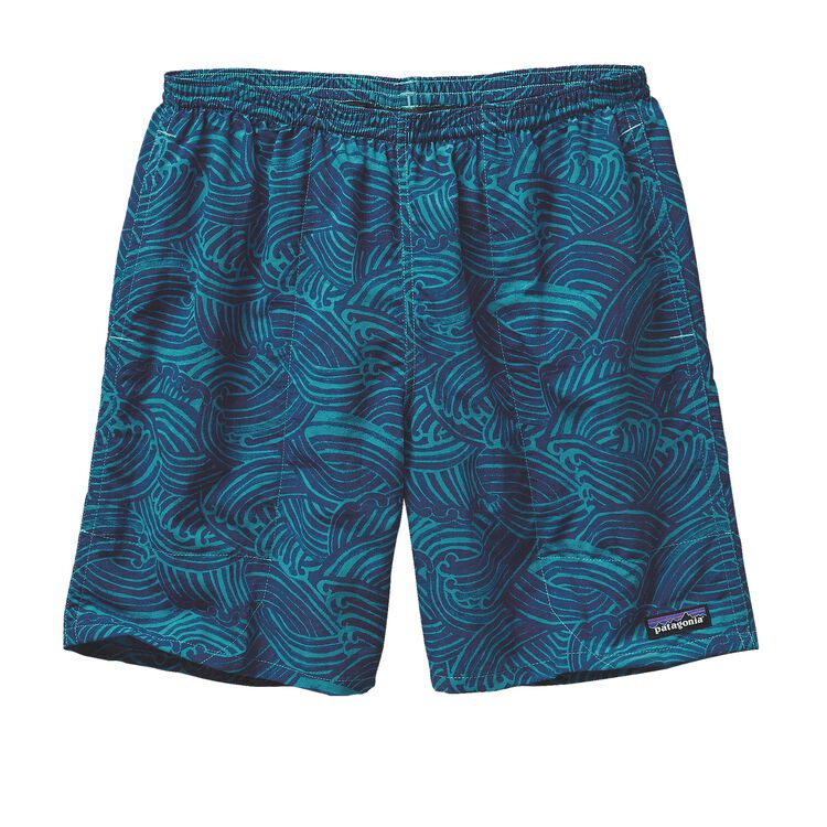 M'S BAGGIES LONGS - 7 IN., Water Maker: Howling Turquoise (WHTQ)