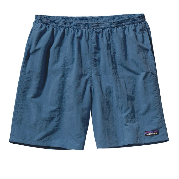M'S BAGGIES LONGS - 7 IN., Glass Blue (GLSB)