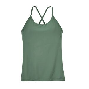 W's Cross Beta Tank Top, Pesto (PST)
