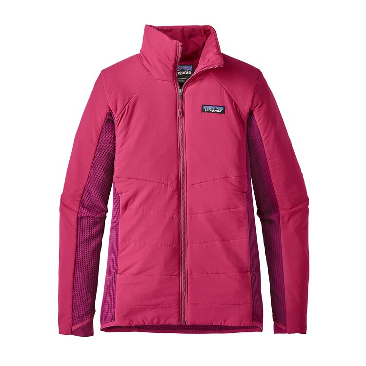 W'S NANO-AIR LIGHT HYBRID JKT, Craft Pink (CFTP)