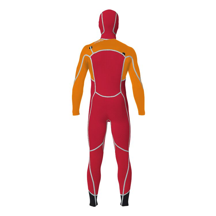 M's R4® Yulex™ Front-Zip Hooded Full Suit,