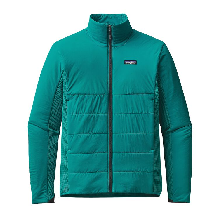 M'S NANO-AIR LIGHT HYBRID JKT, True Teal (TRUT)