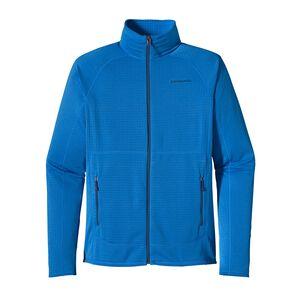 メンズ・R1フルジップ・ジャケット, Andes Blue (ANDB)