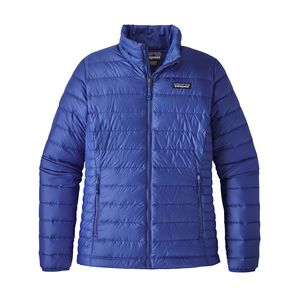 W's Down Sweater Jacket, Imperial Blue (IMB)