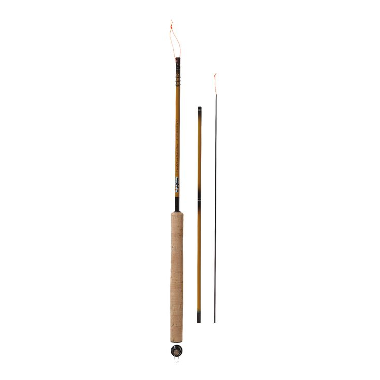 """Simple Fly Fishing Tenkara Fly Rod 8' 6"""","""