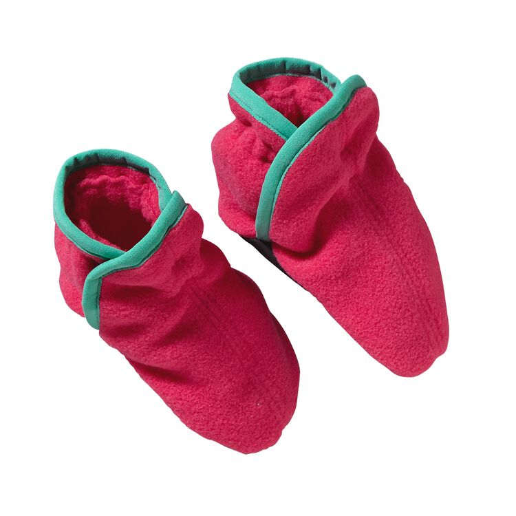 BABY SYNCH BOOTIES, Rossi Pink (RPN)