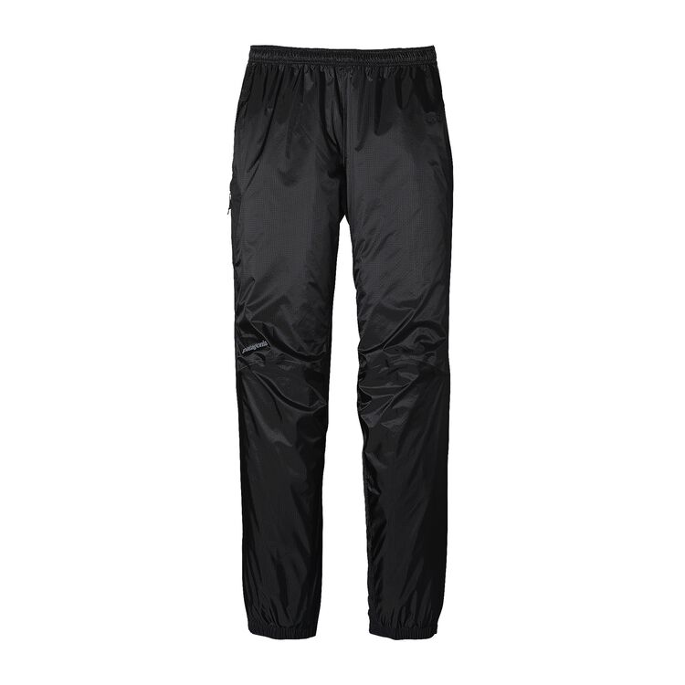 W'S ALPINE HOUDINI PANTS, Black (BLK)