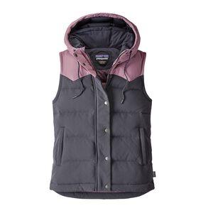 W's Bivy Hooded Vest, Smolder Blue (SMDB)