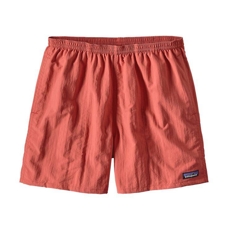 メンズ・バギーズ・ショーツ(股下13cm), Spiced Coral (SPCL)
