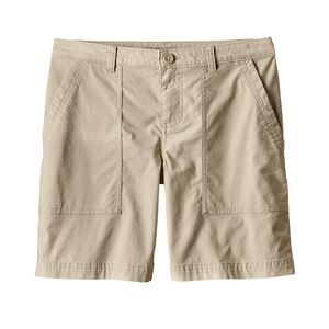 "W's Stretch All-Wear Shorts - 8"", Pelican (PLCN)"