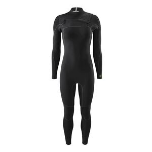 W's R2® Yulex™ Front-Zip Full Suit, Black (BLK)