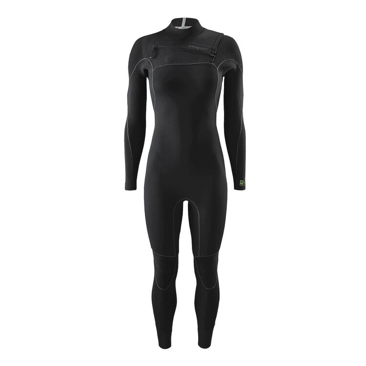 W'S R2 YULEX FZ FULL SUIT, Black (BLK)