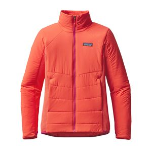 W's Nano-Air® Light Hybrid Jacket, Carve Coral (CRVC)