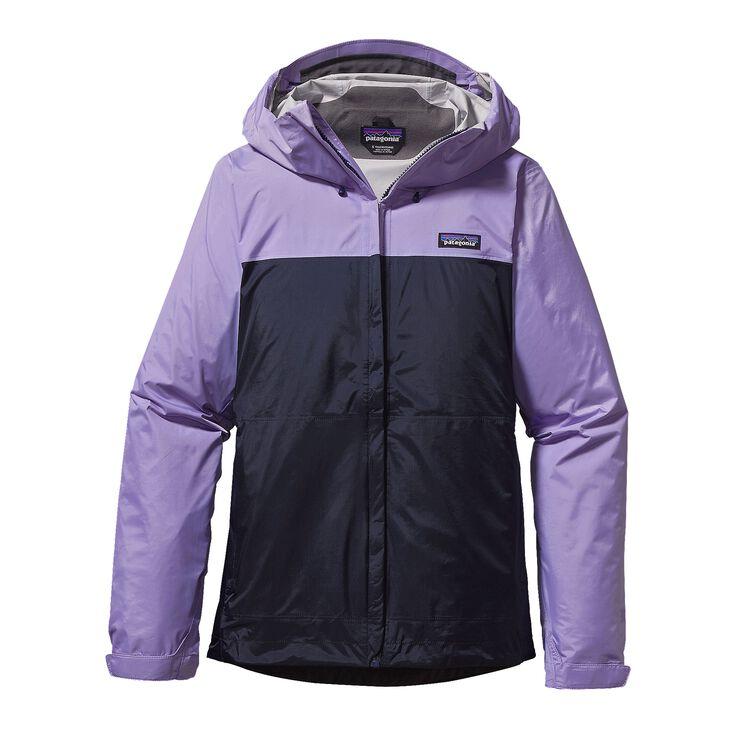W'S TORRENTSHELL JKT, Ploy Purple (PLYP)