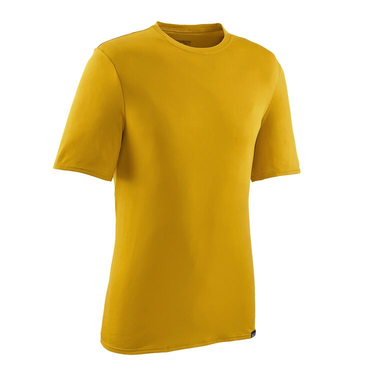 M'S CAP DAILY T-SHIRT, Sulphur Yellow (SULY)