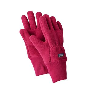 Kids' Synchilla® Gloves, Craft Pink (CFTP)