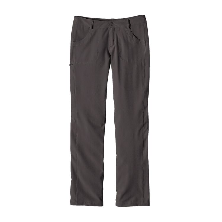 W'S HAPPY HIKE PANTS, Forge Grey (FGE)