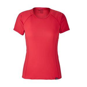 W's Capilene® Lightweight T-Shirt, Maraschino (MRC)